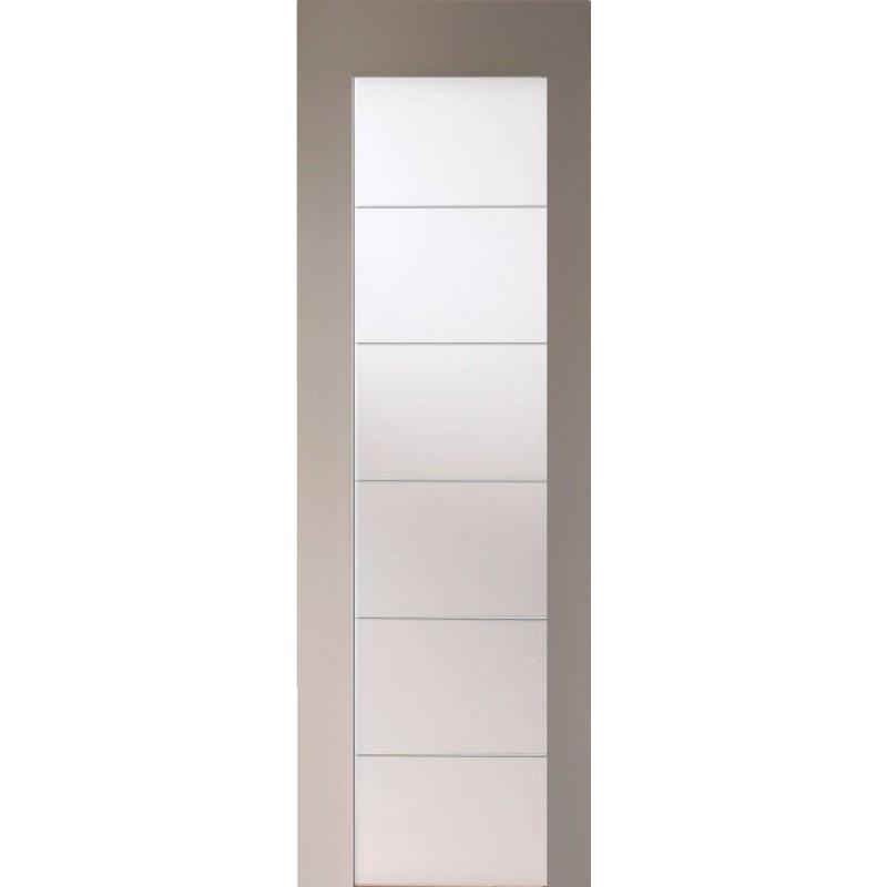 Puertas puertas correderas lacadas en blanco - Puertas lacadas en blanco ...