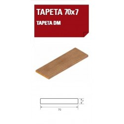 TAPETA 70 x 10 ó 70 x 7mm