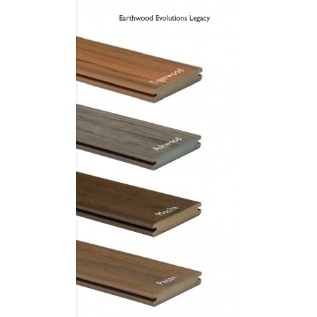 EARTHWOOD EVOLUTION LEGACY